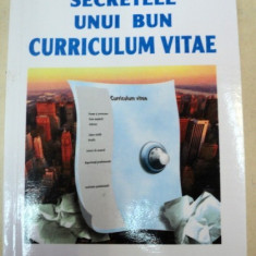 SECRETELE UNUI BUN CURRICULUM VITAE-FLORENCE LE BRAS