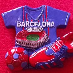 Magnet fotbal - FC BARCELONA