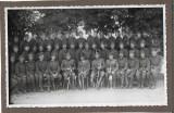 B1982 Soldati si ofiteri maghiari decorati sabii Transilvania