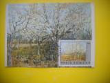 HOPCT 61515 MAXIMA LIVADA INFLORITA -VINCENT VAN GOGH 1853-1890  -CP PICTURA
