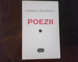 Gabriela Melinescu Poezii, ed. princeps, 1997