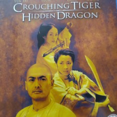 Crouching Tiger, Hidden Dragon (BluRay)