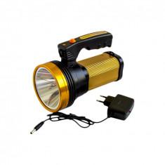Lanterna Portabila Cu Acumulator Si Port USB S011