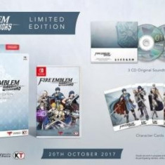 Fire Emblem Warriors Limited edition - Nintendo Switch