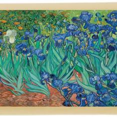Tava metalica - Van Gogh - Les Iris | Cartexpo
