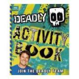 Deadly Activity Book - Steve Backshall