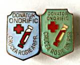 MEDICINA INSIGNA LOT DONATOR ONORIFIC RPR SI RSR
