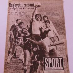 Revista SPORT-nr.11/11.1977