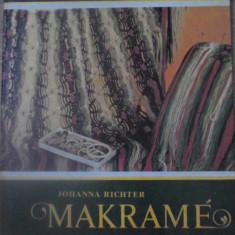 MAKRAME - JOHANNA RICHTER