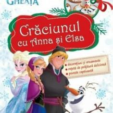Craciunul cu Anna si Elsa/***