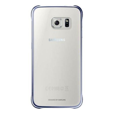 Husa Originala SAMSUNG Galaxy S6 - Back Cover (Bleumarin)