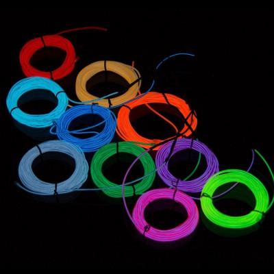 Fir cu neon - 2 metri foto