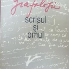 Grafologie: Scrisul si omul - Nae Ionescu