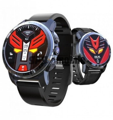 Ceas smart Kospet Optimus Pro, Smart Watch Phone, 3GB RAM, 32GB ROM, 800mAh, 4G, Waterproof, 8.0MP, 1.39 inch, Android7.1.1 foto