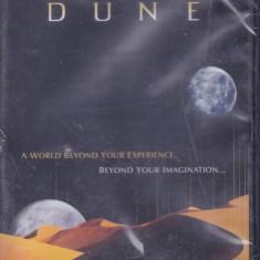 DVD SF: Dune ( original, SIGILAT , regia David Linch , cu Sting )