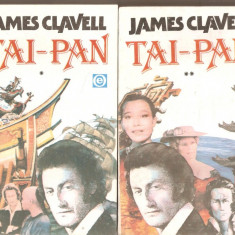 James Clavell-Tai-Pan  2 vol.