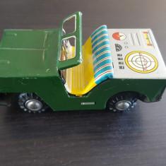 Masinuta cu motoras din tabla made in china '70