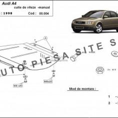 Scut metalic cutie viteze manuala Audi A4 B6 (6 cilindrii) fabricat in perioada 2001 - 2005 APS-00,004
