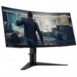 Monitor LED Gaming Curbat Lenovo G34W-10 34 inch 4ms Black