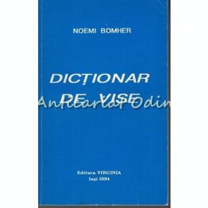 Dictionar De Vise - Noemi Bomher