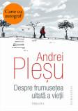 Cumpara ieftin Despre frumusetea uitata a vietii - cu autograf/Andrei Plesu