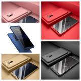 Cumpara ieftin Bumper / Husa protectie 360° fata + spate pentru Samsung Galaxy S9 / S9 plus