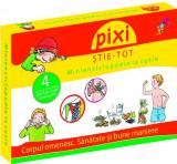 PIXI STIE-TOT. Minienciclopedie la cutie 2 |
