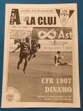 Program meci fotbal CFR 1907 CLUJ - DINAMO BUCURESTI (05.11.2006)
