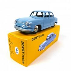 Macheta Panhard P.L 17   - Dinky Toys