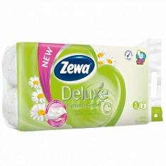 Zewa Camomile Comfort Hartie igienica 3 straturi 8 role