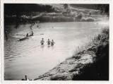 B718 Cu barca si la scalda Crisul Repede anii 1930