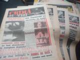 Ziarul Crima și viol . Lot .