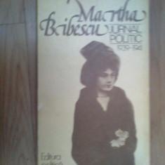Z2 Jurnal politic -Martha Bibescu 1939-1941