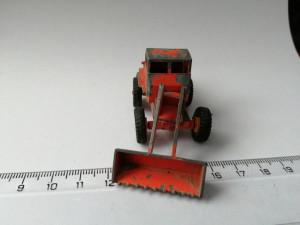bnk jc Matchbox 69b Hatra Tractor Shovel