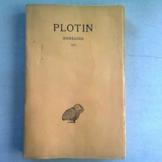 ENNEADES - PLOTIN VOL.VI