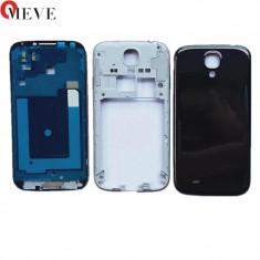 Carcasa completa Samsung Galaxy S4 i9500 i9505 rama mijloc corp capac spate capac baterie ORIGINALA NOUA