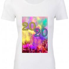TRICOU DAMA PERSONALIZAT REVELION 2020