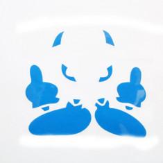 Abtibild DZ-38 albastru ManiaCars