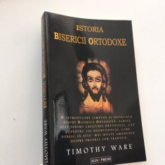 MITROPOLIT KALLISTOS WARE, ISTORIA BISERICII ORTODOXE. O INTRODUCERE