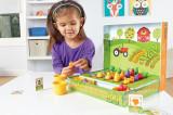 Set pentru sortat - Gradina de la ferma PlayLearn Toys