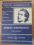 LUCEAFARUL-MIHAI EMINESCU