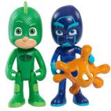 Set 2 figurine Sopi si Ninja Nocturnul Pjmasks