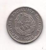 MONEDA  ROMANIA 15 bani 1966