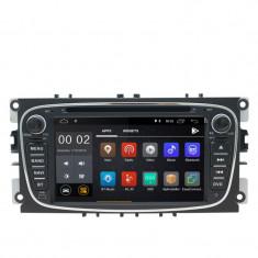 "Navigatie GPS 7""  cu android dedicata Ford Focus, Mondeo, S-Max"