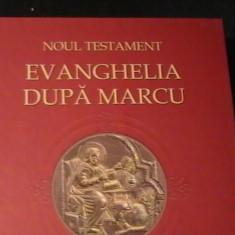 NOUL TESTAMENT-EVANGHELIA DUPA MARCU-EDITIE BILINGVA- TRAD. CRISTIAN BADILITA-