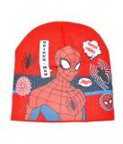 Caciula rosie Spider Man