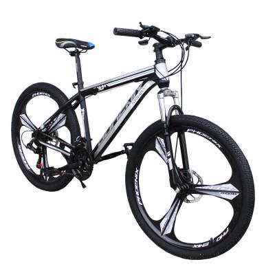 Bicicleta MTB 26 inch, schimbator Shimano 21 viteze, frane pe disc, cadru otel, Tornado foto