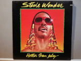 Stevie Wonder – Hotter Than July (1980/Motown/USA) -  Vinil/Impecabil (NM+), universal records