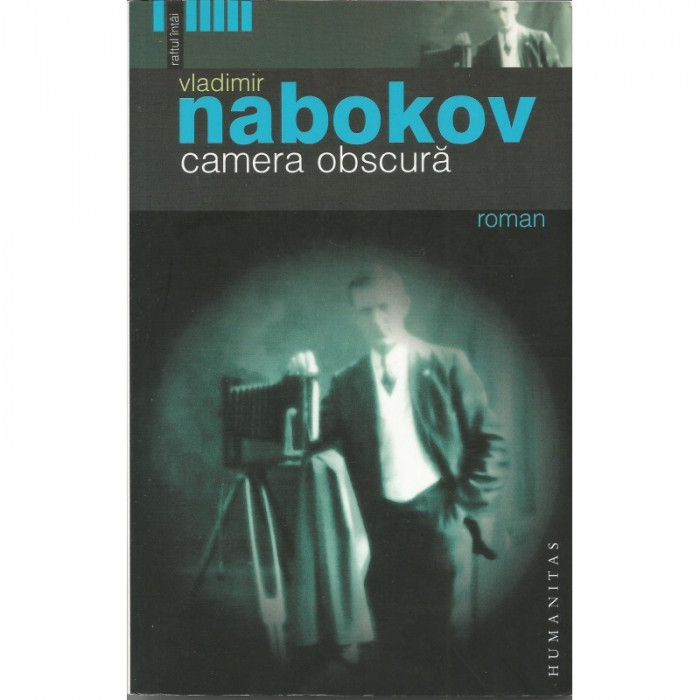 Camera obscura - Vladimir Nabokov