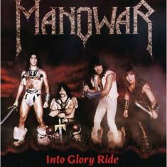 Manowar Into Glory Ride (cd)